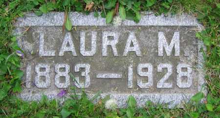 VALENTINE, LAURA M. - Clark County, Ohio   LAURA M. VALENTINE - Ohio Gravestone Photos