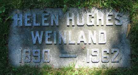WEINLAND, HELEN - Clark County, Ohio   HELEN WEINLAND - Ohio Gravestone Photos