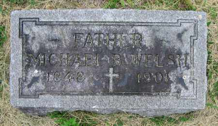 WELSH, MICHAEL B. - Clark County, Ohio | MICHAEL B. WELSH - Ohio Gravestone Photos