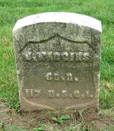 WIGGINS, J. - Clark County, Ohio | J. WIGGINS - Ohio Gravestone Photos