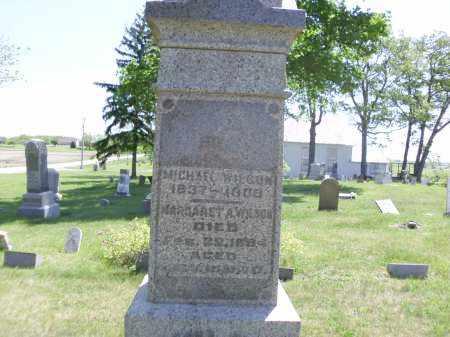 WILSON, MARGARET ANN - Clark County, Ohio | MARGARET ANN WILSON - Ohio Gravestone Photos