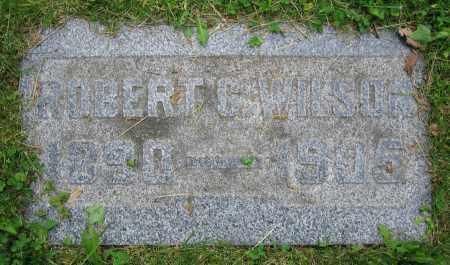 WILSON, ROBERT G. - Clark County, Ohio   ROBERT G. WILSON - Ohio Gravestone Photos