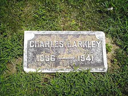 BARKLEY, CHARLES - Clermont County, Ohio | CHARLES BARKLEY - Ohio Gravestone Photos