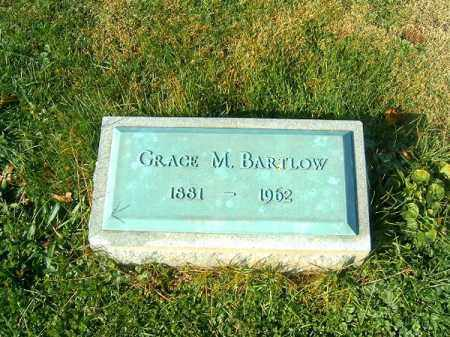 BARTLOW, GRACE  M - Clermont County, Ohio | GRACE  M BARTLOW - Ohio Gravestone Photos