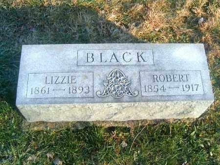 BLACK, LIZZIE - Clermont County, Ohio | LIZZIE BLACK - Ohio Gravestone Photos