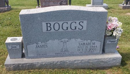 BOGGS, JAMES - Clermont County, Ohio | JAMES BOGGS - Ohio Gravestone Photos