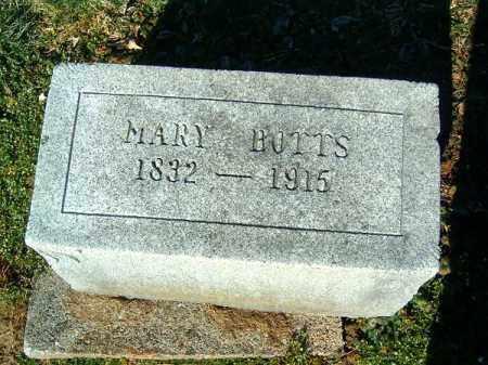 BOTTS, MARY - Clermont County, Ohio   MARY BOTTS - Ohio Gravestone Photos