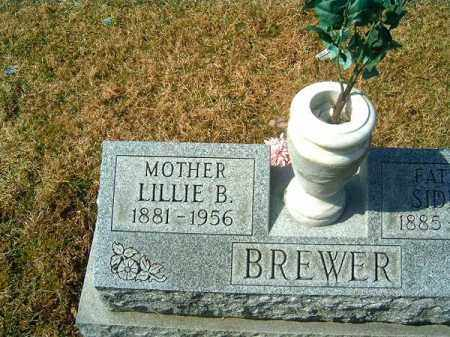 BREWER, LILLE   B - Clermont County, Ohio | LILLE   B BREWER - Ohio Gravestone Photos