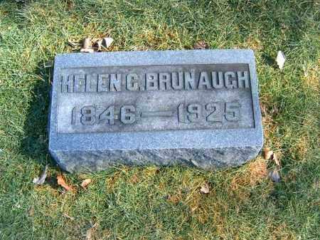 BRUNAUCH, HELEN  C - Clermont County, Ohio | HELEN  C BRUNAUCH - Ohio Gravestone Photos