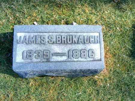 BRUNAUGH, JAMES  S - Clermont County, Ohio   JAMES  S BRUNAUGH - Ohio Gravestone Photos