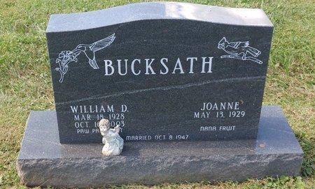 BUCKSATH, JOANNE - Clermont County, Ohio | JOANNE BUCKSATH - Ohio Gravestone Photos