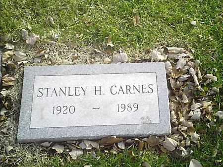 CARNES, STANLEY  H - Clermont County, Ohio | STANLEY  H CARNES - Ohio Gravestone Photos