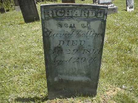 COLLINS, RICHARD   D - Clermont County, Ohio   RICHARD   D COLLINS - Ohio Gravestone Photos