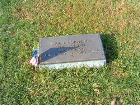 CORNELIUS, PAUL I - Clermont County, Ohio | PAUL I CORNELIUS - Ohio Gravestone Photos