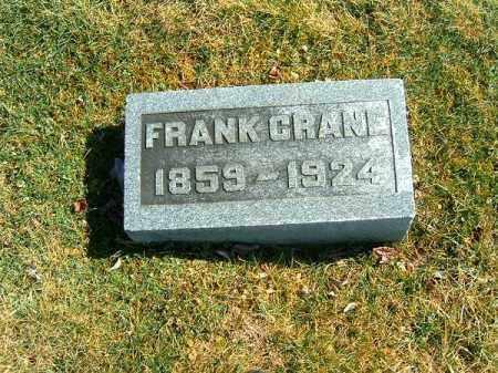 CRANE, FRANK - Clermont County, Ohio | FRANK CRANE - Ohio Gravestone Photos