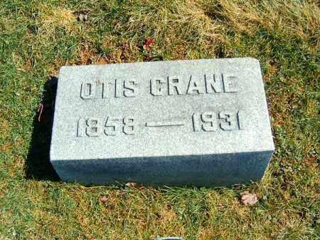 CRANE, OTIS - Clermont County, Ohio | OTIS CRANE - Ohio Gravestone Photos