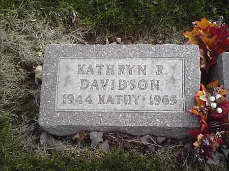 DAVIDSON, KATHRYN R - Clermont County, Ohio | KATHRYN R DAVIDSON - Ohio Gravestone Photos