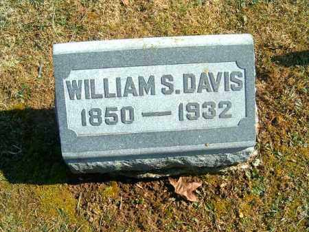 DAVIS, WILLIAM    S - Clermont County, Ohio | WILLIAM    S DAVIS - Ohio Gravestone Photos