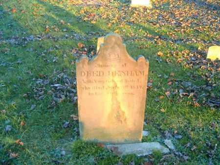 DENHAM, OBED - Clermont County, Ohio   OBED DENHAM - Ohio Gravestone Photos