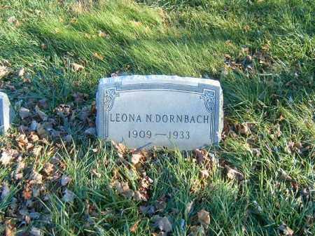 DORNBACH, LEONA  N - Clermont County, Ohio   LEONA  N DORNBACH - Ohio Gravestone Photos