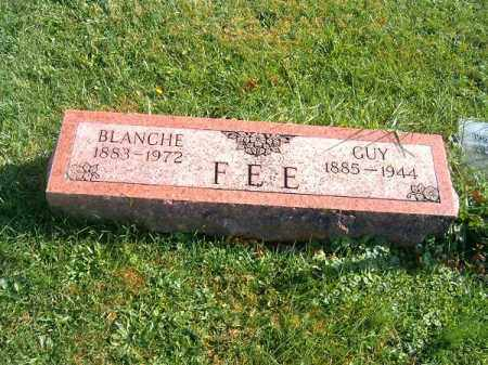 FEE, BLANCHE - Clermont County, Ohio | BLANCHE FEE - Ohio Gravestone Photos