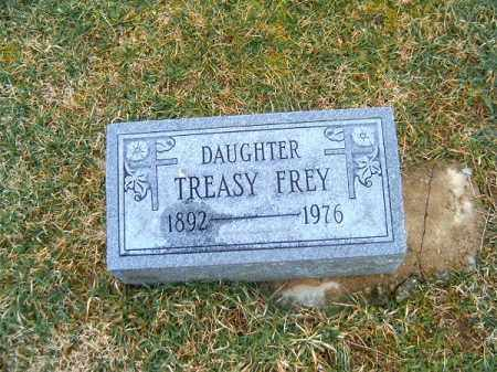 FREY, TREASY - Clermont County, Ohio | TREASY FREY - Ohio Gravestone Photos