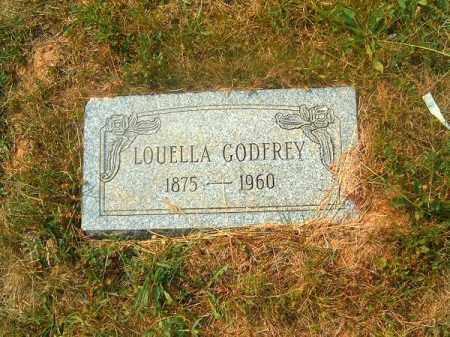 GODFREY, LOUELLA - Clermont County, Ohio | LOUELLA GODFREY - Ohio Gravestone Photos