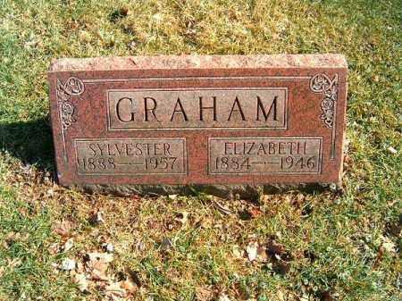 GRAHAM, ELIZABETH - Clermont County, Ohio | ELIZABETH GRAHAM - Ohio Gravestone Photos