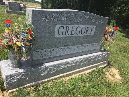 HINKLE GREGORY, JANNA VIRGINIA - Clermont County, Ohio | JANNA VIRGINIA HINKLE GREGORY - Ohio Gravestone Photos