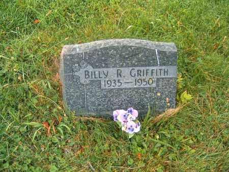 GRITTITH, BILLY  R - Clermont County, Ohio | BILLY  R GRITTITH - Ohio Gravestone Photos