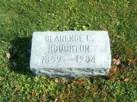 HOUGHTON, CLARENCE  L - Clermont County, Ohio | CLARENCE  L HOUGHTON - Ohio Gravestone Photos