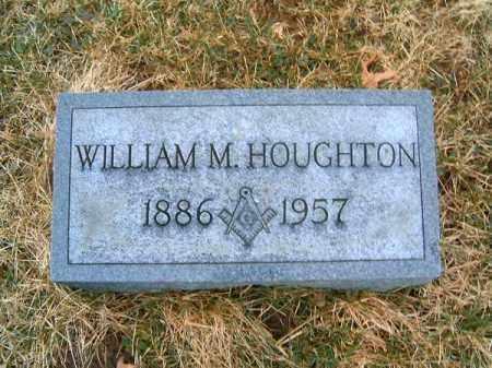 HOUGHTON, WILLIAM  M - Clermont County, Ohio | WILLIAM  M HOUGHTON - Ohio Gravestone Photos