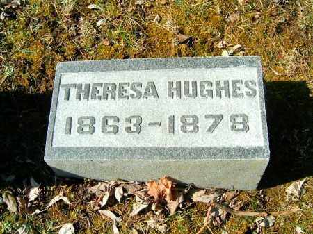 HUGHES, THERESA - Clermont County, Ohio | THERESA HUGHES - Ohio Gravestone Photos