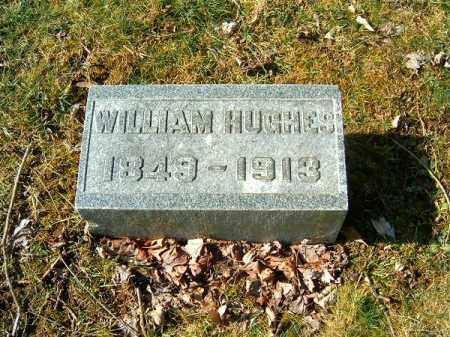 HUGHES, WILLIAM - Clermont County, Ohio   WILLIAM HUGHES - Ohio Gravestone Photos