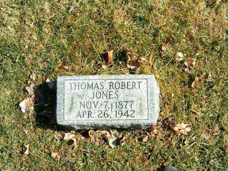 JONES, THOMAS  ROBERT - Clermont County, Ohio   THOMAS  ROBERT JONES - Ohio Gravestone Photos