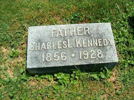 KENNEDY, CHARLES  L - Clermont County, Ohio | CHARLES  L KENNEDY - Ohio Gravestone Photos