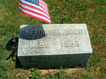 KENNEDY, CLIFFORD   C - Clermont County, Ohio | CLIFFORD   C KENNEDY - Ohio Gravestone Photos