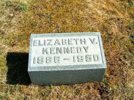KENNEDY, ELIZABETH  V - Clermont County, Ohio | ELIZABETH  V KENNEDY - Ohio Gravestone Photos