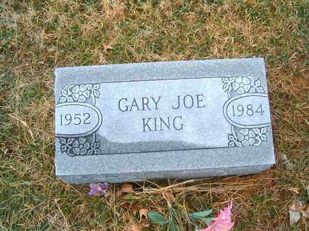 KING, GARY  JOE - Clermont County, Ohio | GARY  JOE KING - Ohio Gravestone Photos