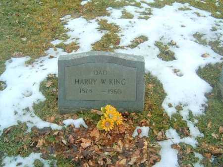 KING, HARRY   W - Clermont County, Ohio | HARRY   W KING - Ohio Gravestone Photos