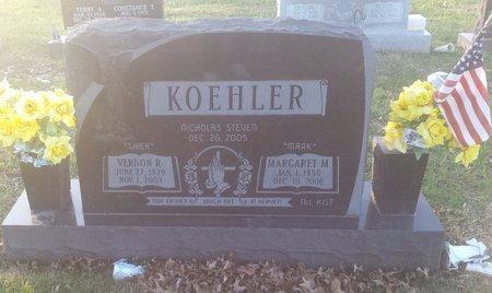 KIST KOEHLER, MARGARET M. - Clermont County, Ohio | MARGARET M. KIST KOEHLER - Ohio Gravestone Photos