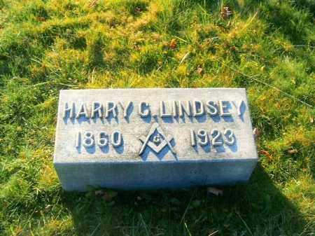 LINDSEY, HARRY  C - Clermont County, Ohio | HARRY  C LINDSEY - Ohio Gravestone Photos