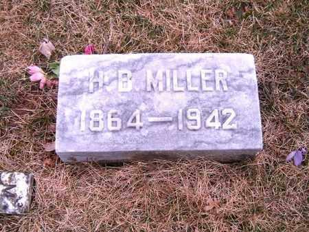 MILLER, H  B - Clermont County, Ohio | H  B MILLER - Ohio Gravestone Photos