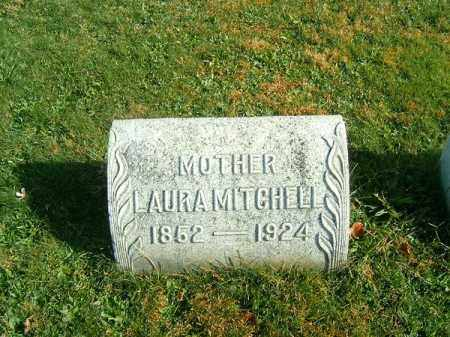 MITCHELL, LAURA - Clermont County, Ohio | LAURA MITCHELL - Ohio Gravestone Photos