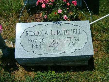MITCHELL, REBECCA L - Clermont County, Ohio | REBECCA L MITCHELL - Ohio Gravestone Photos