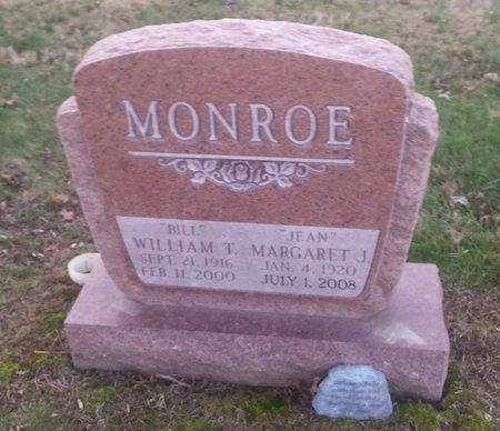 MONROE, WILLIAM T. - Clermont County, Ohio | WILLIAM T. MONROE - Ohio Gravestone Photos