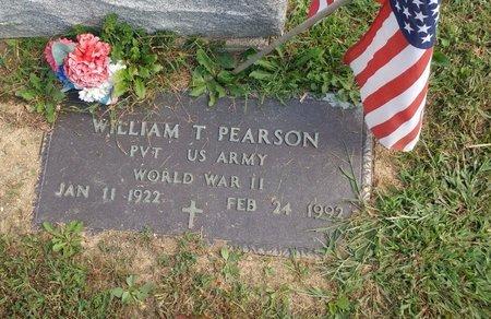 PEARSON, WILLIAM T. - Clermont County, Ohio   WILLIAM T. PEARSON - Ohio Gravestone Photos