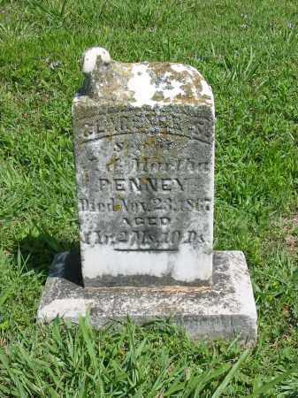 PENNY, CLARENCE S - Clermont County, Ohio | CLARENCE S PENNY - Ohio Gravestone Photos