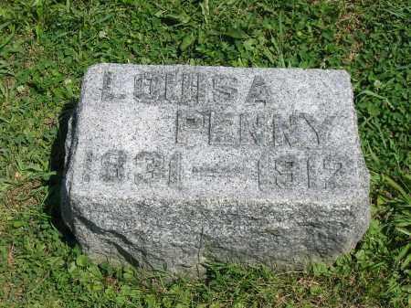 WORTHINGTON PENNY, LOUISA - Clermont County, Ohio | LOUISA WORTHINGTON PENNY - Ohio Gravestone Photos