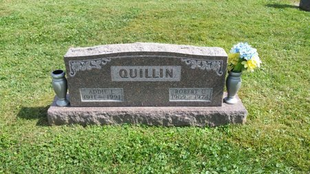 QUILLIN, ADDIE - Clermont County, Ohio | ADDIE QUILLIN - Ohio Gravestone Photos